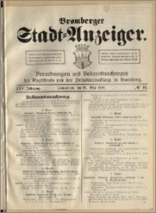 Bromberger Stadt-Anzeiger, J. 25, 1908, nr 41