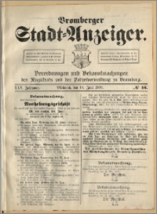 Bromberger Stadt-Anzeiger, J. 25, 1908, nr 46