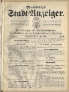 Bromberger Stadt-Anzeiger, J. 25, 1908, nr 51