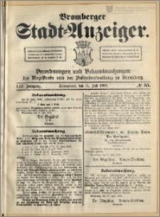 Bromberger Stadt-Anzeiger, J. 25, 1908, nr 55