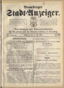 Bromberger Stadt-Anzeiger, J. 25, 1908, nr 56