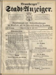 Bromberger Stadt-Anzeiger, J. 25, 1908, nr 57