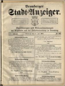 Bromberger Stadt-Anzeiger, J. 25, 1908, nr 60