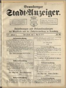 Bromberger Stadt-Anzeiger, J. 25, 1908, nr 61