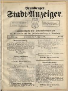 Bromberger Stadt-Anzeiger, J. 25, 1908, nr 63
