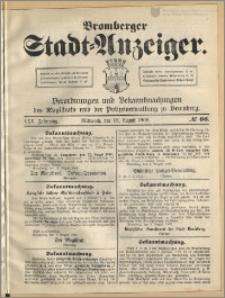 Bromberger Stadt-Anzeiger, J. 25, 1908, nr 66
