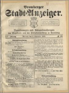 Bromberger Stadt-Anzeiger, J. 25, 1908, nr 70
