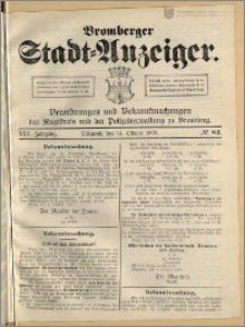 Bromberger Stadt-Anzeiger, J. 25, 1908, nr 82