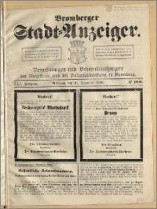 Bromberger Stadt-Anzeiger, J. 25, 1908, nr 100