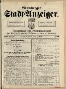 Bromberger Stadt-Anzeiger, J. 26, 1909, nr 11