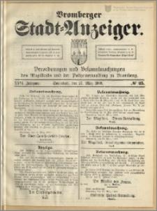 Bromberger Stadt-Anzeiger, J. 26, 1909, nr 25