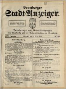 Bromberger Stadt-Anzeiger, J. 26, 1909, nr 40