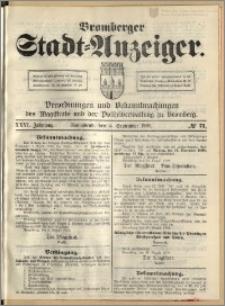 Bromberger Stadt-Anzeiger, J. 26, 1909, nr 71