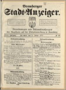 Bromberger Stadt-Anzeiger, J. 27, 1910, nr 12
