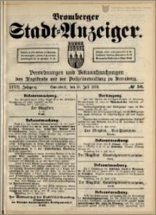 Bromberger Stadt-Anzeiger, J. 27, 1910, nr 56