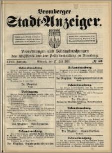 Bromberger Stadt-Anzeiger, J. 27, 1910, nr 59