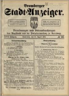 Bromberger Stadt-Anzeiger, J. 27, 1910, nr 66