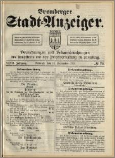 Bromberger Stadt-Anzeiger, J. 27, 1910, nr 73