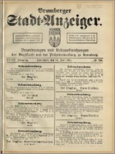 Bromberger Stadt-Anzeiger, J. 28, 1911, nr 50