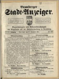 Bromberger Stadt-Anzeiger, J. 28, 1911, nr 104