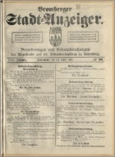 Bromberger Stadt-Anzeiger, J. 29, 1912, nr 30