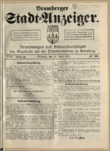 Bromberger Stadt-Anzeiger, J. 29, 1912, nr 33