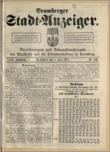 Bromberger Stadt-Anzeiger, J. 29, 1912, nr 44