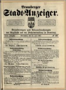 Bromberger Stadt-Anzeiger, J. 29, 1912, nr 50