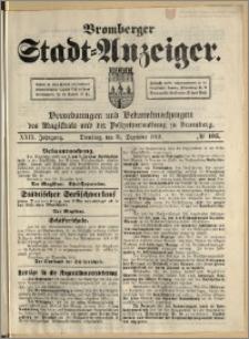 Bromberger Stadt-Anzeiger, J. 29, 1912, nr 105