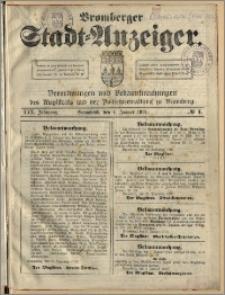 Bromberger Stadt-Anzeiger, J. 30, 1913, nr 1