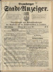 Bromberger Stadt-Anzeiger, J. 30, 1913, nr 2