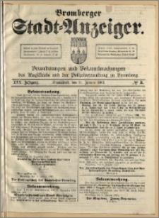 Bromberger Stadt-Anzeiger, J. 30, 1913, nr 3