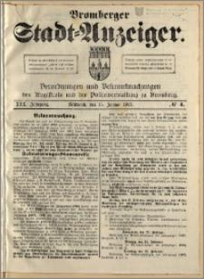 Bromberger Stadt-Anzeiger, J. 30, 1913, nr 4