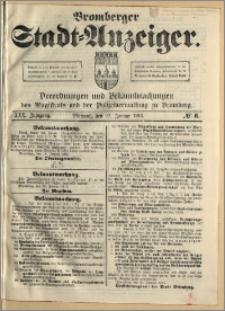 Bromberger Stadt-Anzeiger, J. 30, 1913, nr 6