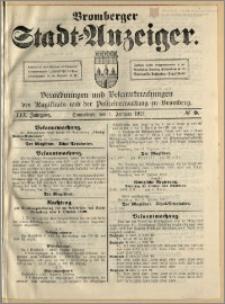 Bromberger Stadt-Anzeiger, J. 30, 1913, nr 9