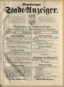 Bromberger Stadt-Anzeiger, J. 30, 1913, nr 10