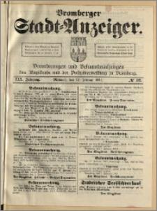 Bromberger Stadt-Anzeiger, J. 30, 1913, nr 12