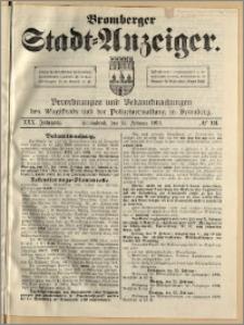 Bromberger Stadt-Anzeiger, J. 30, 1913, nr 13