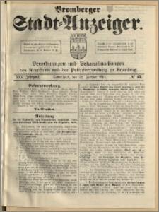 Bromberger Stadt-Anzeiger, J. 30, 1913, nr 15