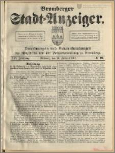 Bromberger Stadt-Anzeiger, J. 30, 1913, nr 16