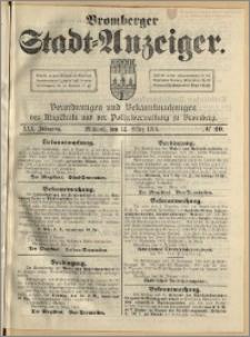 Bromberger Stadt-Anzeiger, J. 30, 1913, nr 20