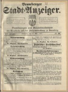 Bromberger Stadt-Anzeiger, J. 30, 1913, nr 24