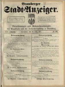 Bromberger Stadt-Anzeiger, J. 30, 1913, nr 25