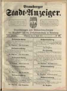 Bromberger Stadt-Anzeiger, J. 30, 1913, nr 26