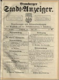 Bromberger Stadt-Anzeiger, J. 30, 1913, nr 27