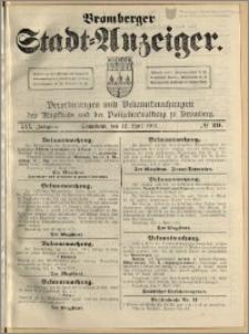 Bromberger Stadt-Anzeiger, J. 30, 1913, nr 29