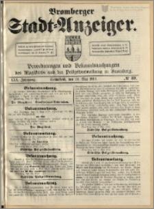 Bromberger Stadt-Anzeiger, J. 30, 1913, nr 37