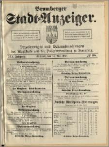 Bromberger Stadt-Anzeiger, J. 30, 1913, nr 38