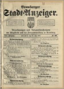 Bromberger Stadt-Anzeiger, J. 30, 1913, nr 39