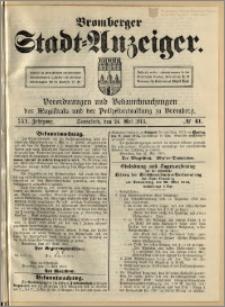 Bromberger Stadt-Anzeiger, J. 30, 1913, nr 41